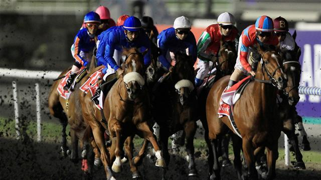 Horse Racing - Dubai developer aims to bring top racing to China