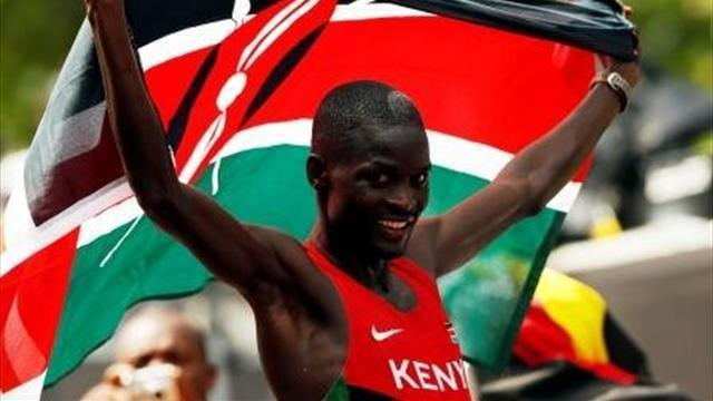 Athletics - Kenya's Kirui and Kipsang won't go to Moscow