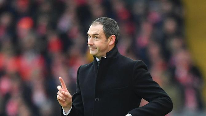 Jürgen Klopp blames Liverpool defence as Paul Clement states how important Fernando Llorente is to Swansea