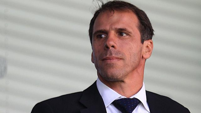 Championship - Zola slams 'totally disrespectful' departure speculation