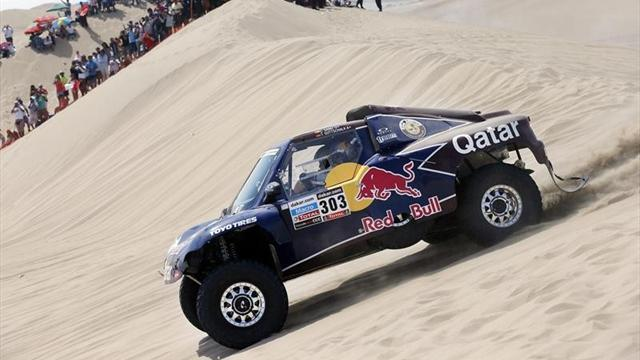 Dakar - Cars: Sainz declared stage two winner after review