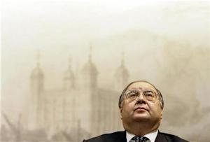 Russian businessman Usmanov visits exhibition of works by famous British artist Turner in Moscow
