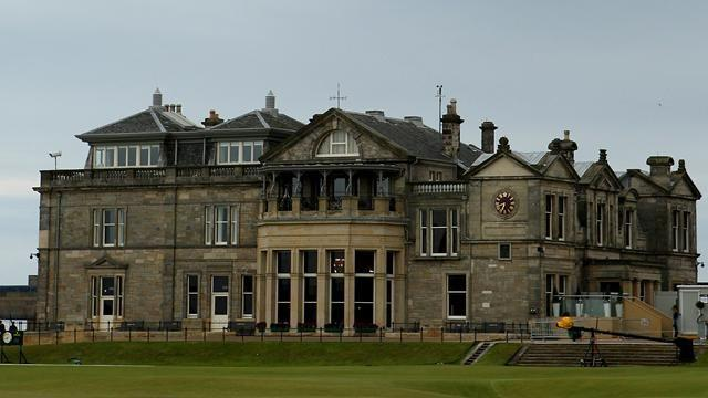 Golf - Members to vote on scrapping men-only rule at St Andrews