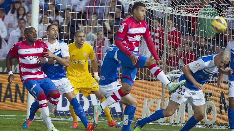 Video: Granada vs Almeria