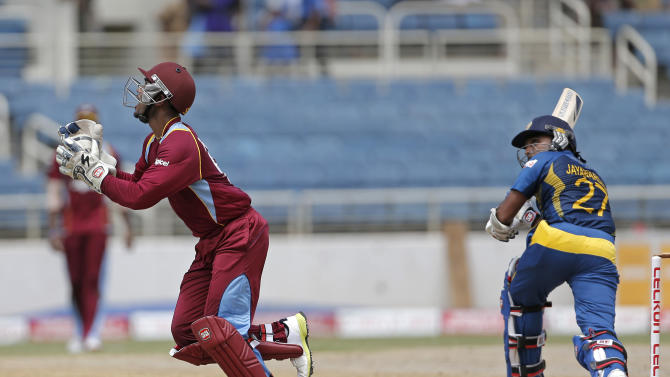Jamaica West Indies Sri Lanka Cricket