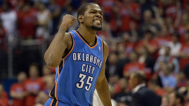 Basketball - Spurs' flow versus Thunder's one-two punch in West final