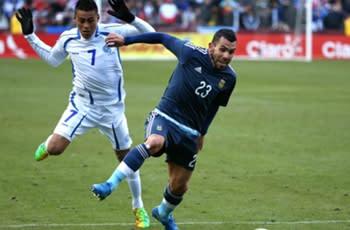 Tevez: Argentina start was amazing