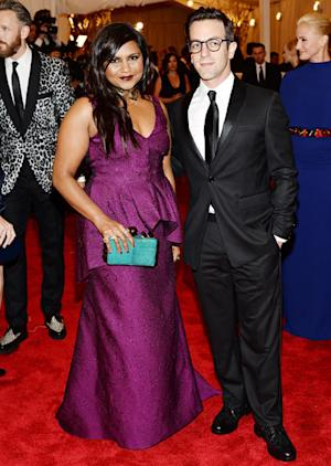 Mindy Kaling Brings B.J. Novak to Met Gala, Gets Nervous About Meeting Anna Wintour