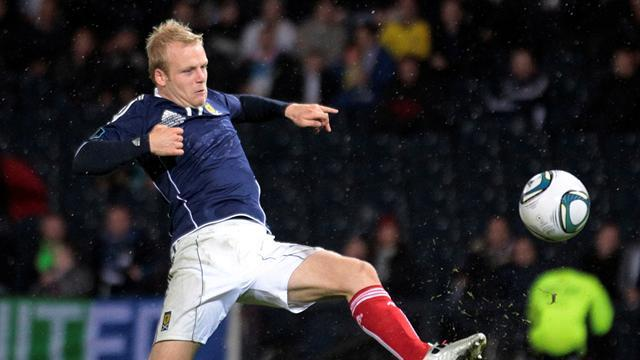 Naismith banned for Scotland double-header