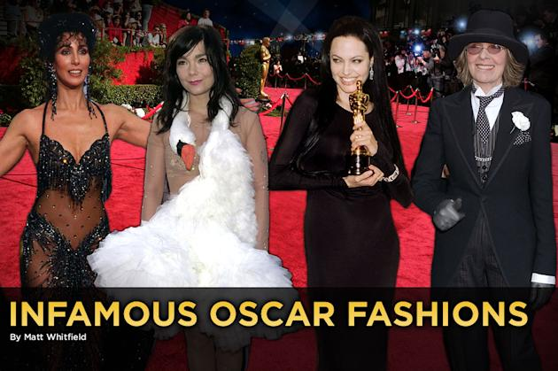 Infamous Oscar Fashions