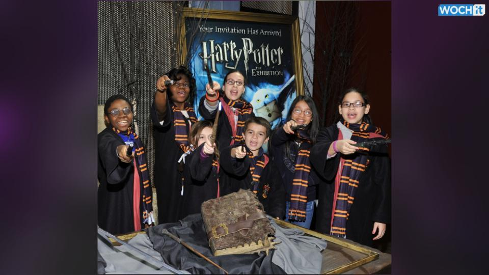Book Buzz: First Edition 'Harry Potter' Set Sold