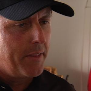 Phil Mickelson interview after Round 2 of AT&T Pebble Beach