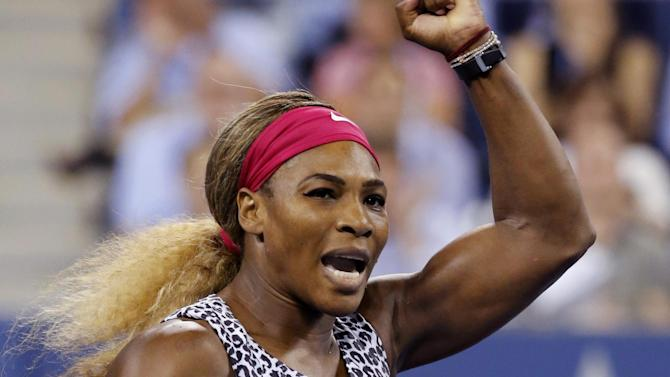 US Open - Serena crushes Pennetta to reach semi-finals