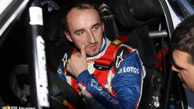 WRC - Kubica: Rally GB top six beyond reach