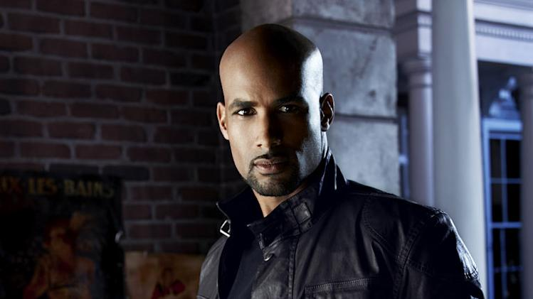 "Boris Kodjoe stars as Steven Bloom in ""Undercovers."""