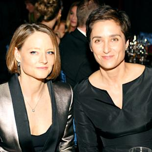 Jodie Foster Marries Girlfriend Alexandra Hedison in Secret Wedding