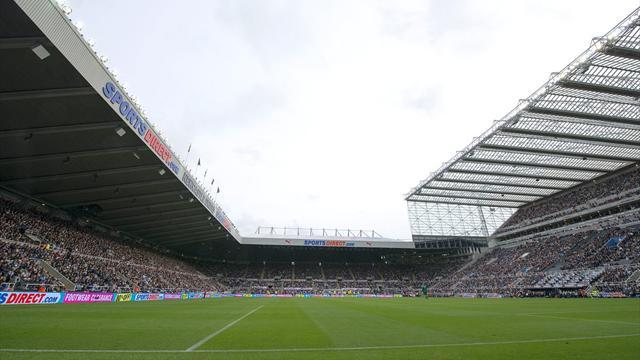 Newcastle to play at the Wonga Stadium?