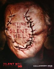 Silent Hill Revelation 3D Trailer