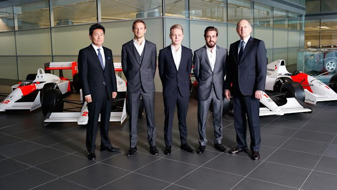 Formula 1 - McLaren may not be competitive for months