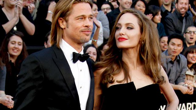 Pitt, Jolie Close to Wedding