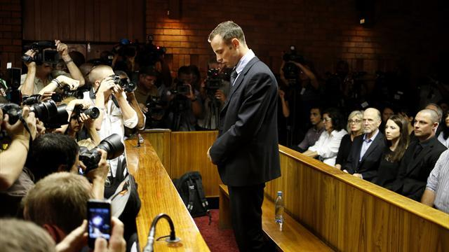 Pistorius case - The murder charge that's gripped an entire nation