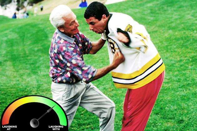 Cameo Crazy Happy Gilmore