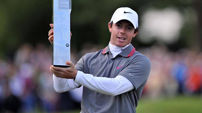 Golf - Wentworth win could be my 2014 launch pad, says McIlroy