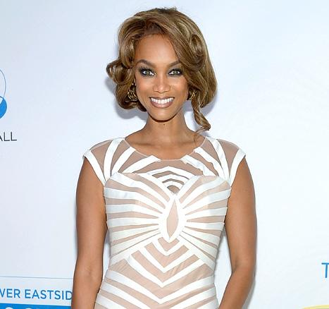 Tyra Banks Considers Stealing a Stranger's Leftover Bacon