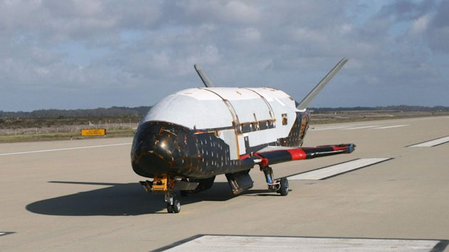 Mystery Shuttle Lands After Two-Year Flight