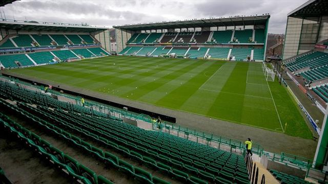 Football - Hibs announce Paul death