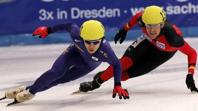 Short Track - Kwak goes top after Shanghai win