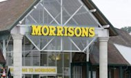 Morrisons Sees Sales Drop Over Christmas