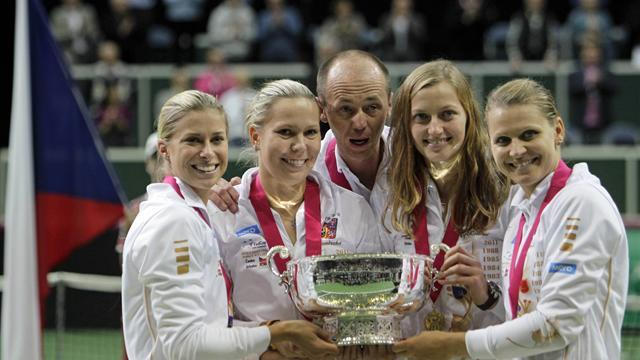 Fed Cup - Fourth singles to be dropped in 3-0 ties