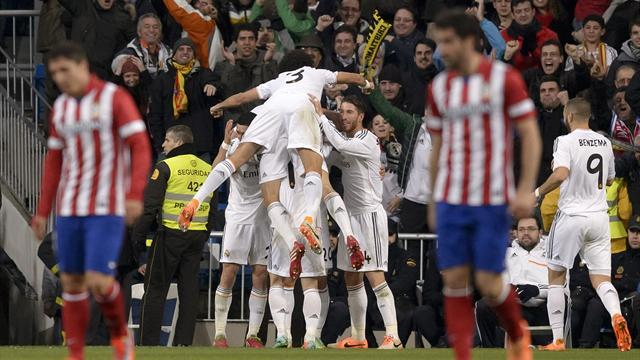 Champions League - Atletico, Real to meet in first one-city final