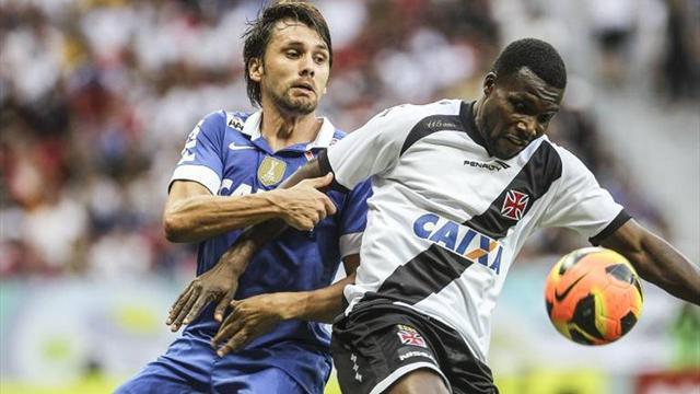 South American Football - Vasco, Corinthians ordered to play behind closed doors