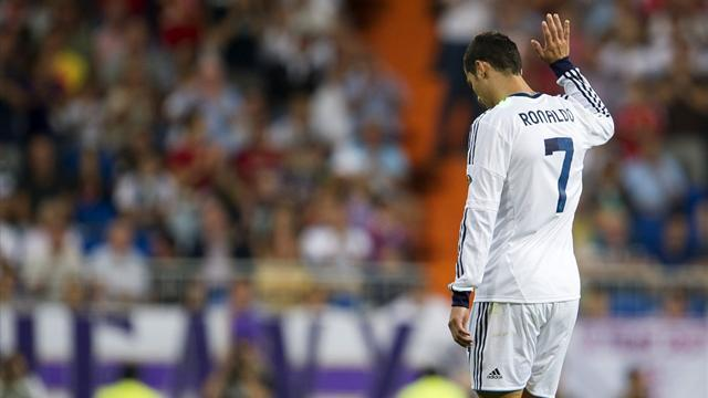 Ronaldo: I'm unhappy at Madrid