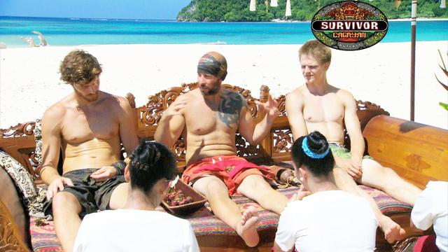 Survivor: Cagayan - Spa Day Reward