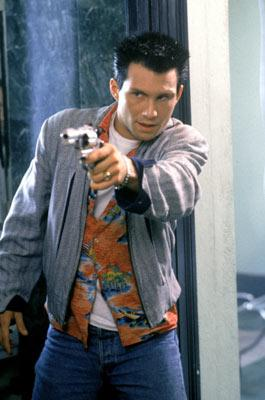 Christian Slater in Warner Brothers' True Romance