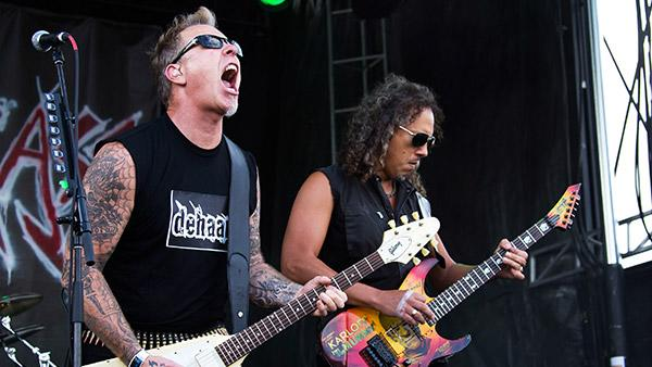 Metallica Surprise Orion Fest With 'Kill 'Em All' Set