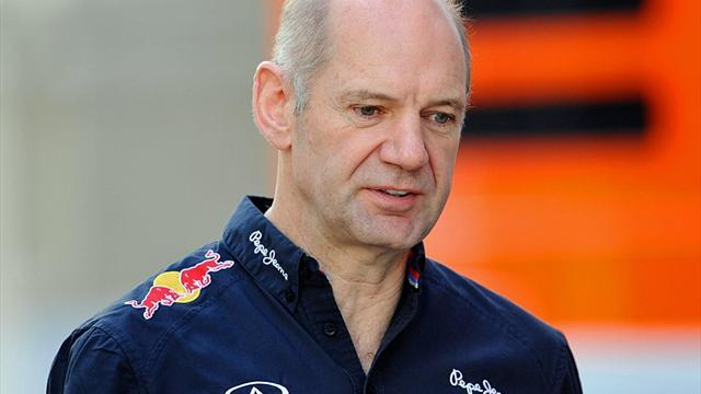 Formula 1 - Newey: Good car at launch no longer enough