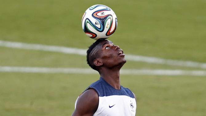 Serie A - Pogba agent ends Chelsea talk