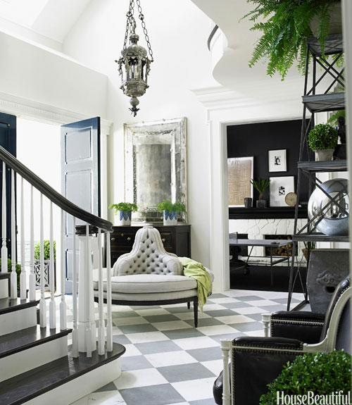 Traditionalist Foyer