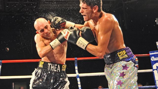 Boxing - Stuart Hall gets IBF title shot against Malinga on December 21