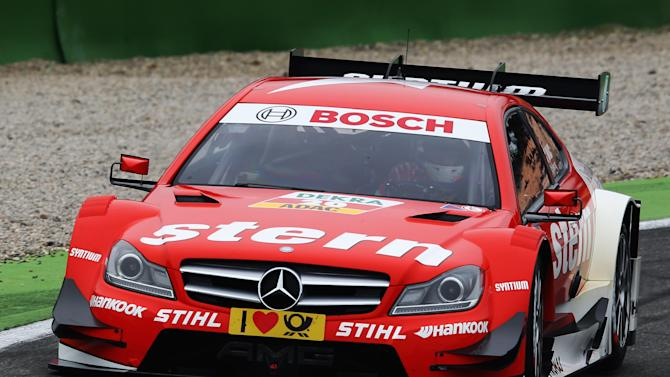 DTM German Touring Car - Hockenheim 2012