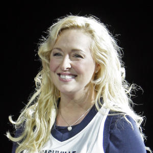 FILE - In this Nov. 14, 2008 file photo, Country singer Mindy McCready performs, in Nashville, Tenn. McCready, who hit the top of the country charts before personal problems sidetracked her career, died Sunday, Feb. 17, 2013. She was 37. (AP Photo/Mark Humphrey, File)