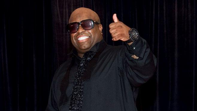 Cee Lo Green White House