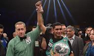 Khan Gets Career Back On Track With Win