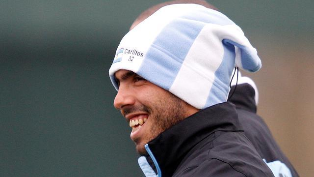 Premier League - Tevez banned from driving