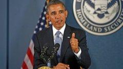 AP barack obama fema homeland meeting shutdown thg 131007 16x9 608 Obama Resists Talks With Boehner Under the Threat of Default