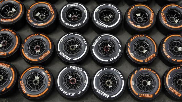 Formula 1 - Pirelli: tyre tests massive step forward
